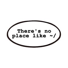There's no place like ~/ Patches