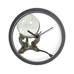 USB Crystal Ball Wall Clock