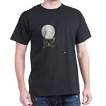 USB Crystal Ball Dark T-Shirt