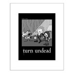 Turn Undead Small Poster