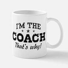 Coach Small Small Mug
