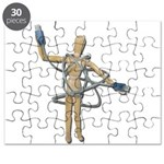 Tangled in USB Puzzle