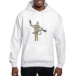 Tangled in USB Hooded Sweatshirt