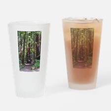Cute Ancient redwoods Drinking Glass