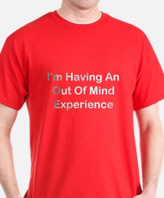 Out Of Mind Experience T-Shirt