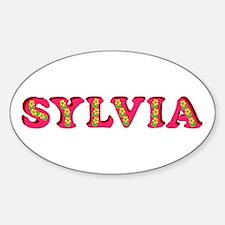 Sylvia Decal