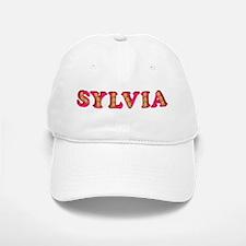 Sylvia Baseball Baseball Cap