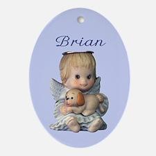 Brian Ornament (Oval)