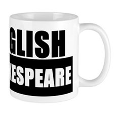 Shakespeare - Small Mug