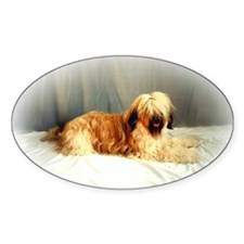 BRIARD GOODIES Oval Decal