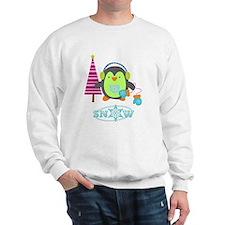 Christmas Penguin Sweatshirt