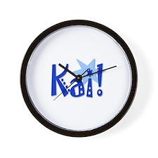 Kai Wall Clock