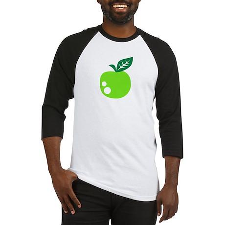Green apple Baseball Jersey