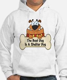 Best Shelter Dogs Hoodie