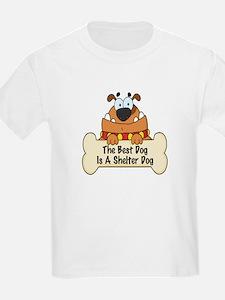 Best Shelter Dogs T-Shirt