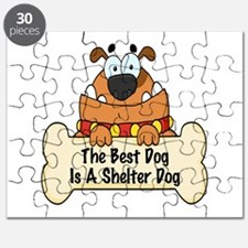 Best Shelter Dogs Puzzle