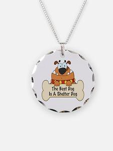Best Shelter Dogs Necklace