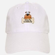 Best Shelter Dogs Baseball Baseball Cap