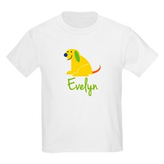 Evelyn Loves Puppies T-Shirt