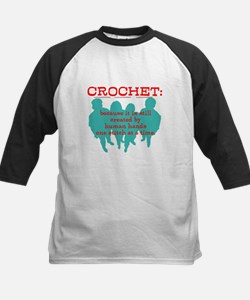 Crochet: because it's not mac Tee