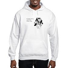Few Times A Year Hooded Sweatshirt