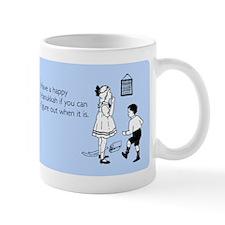 Hanukkah Date Mug
