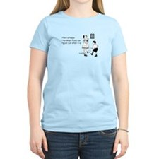 Hanukkah Date Women's Light T-Shirt