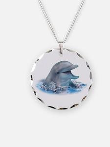 Happy Dolphin Necklace