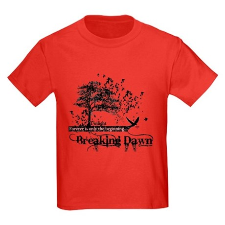 Must Have Breaking Dawn #9 by Twibaby Kids Dark T-