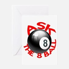 ASK THE 8 BALL™ Greeting Card