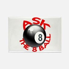 ASK THE 8 BALL™ Rectangle Magnet