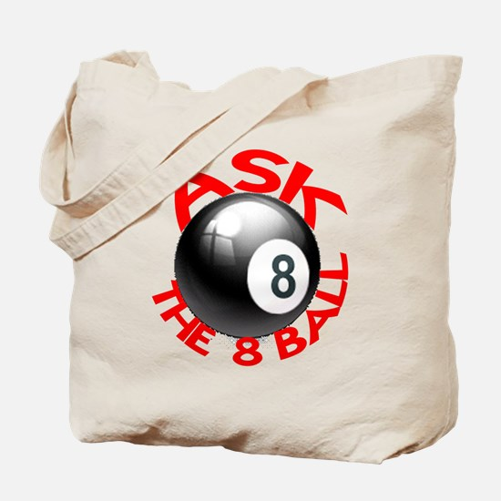ASK THE 8 BALL™ Tote Bag