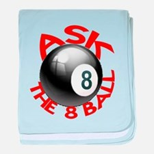 ASK THE 8 BALL™ baby blanket