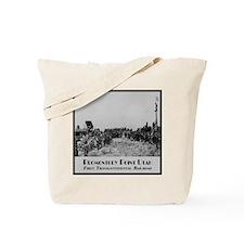 Promontory Point Utah Tote Bag