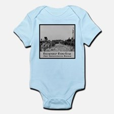 Promontory Point Utah Infant Bodysuit