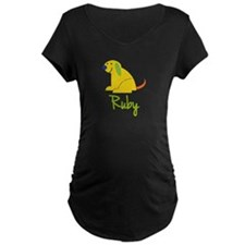 Ruby Loves Puppies T-Shirt