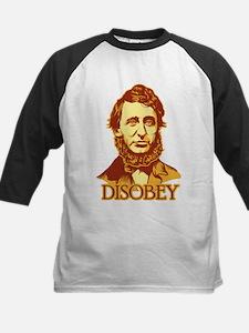 "Thoreau ""Disobey"" Tee"