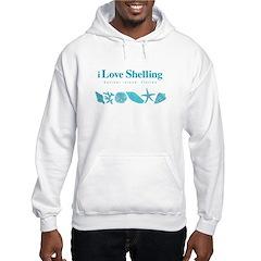 I Love Shelling Hoodie