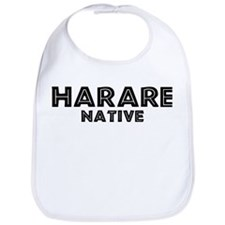 Harare Native Bib