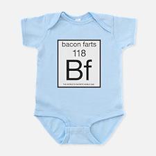 Bacon Farts Infant Bodysuit