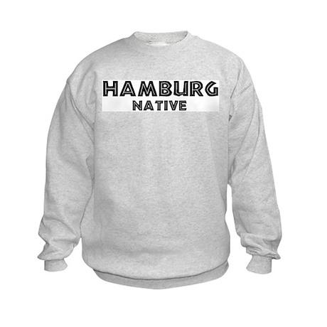Hamburg Native Kids Sweatshirt