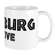 Hamburg Native Mug