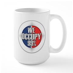 We Occupy 99% Mug
