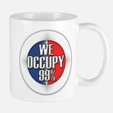 We Occupy 99% Mug