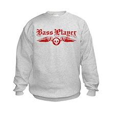 Bass Player Sweatshirt