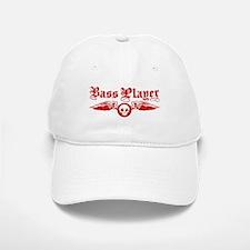 Bass Player Baseball Baseball Cap