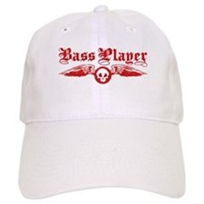 Bass Player Baseball Cap