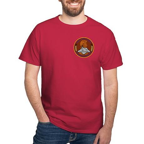 2-Sided Abraham Lincoln Dark T-Shirt