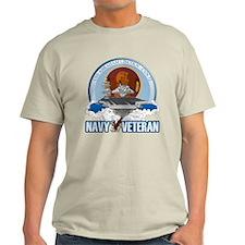 CVN-72 USS Lincoln Light T-Shirt