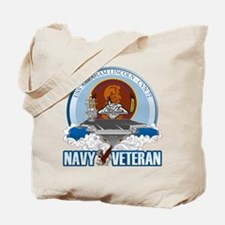 CVN-72 USS Lincoln Tote Bag